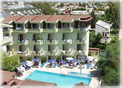 ARES HOTEL KEMER 3*
