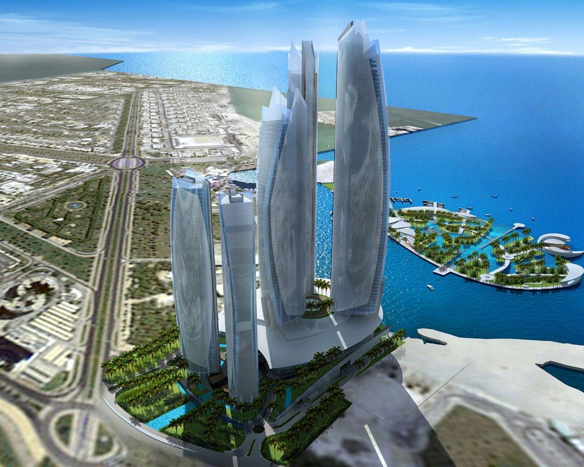 путевки в Абу Даби из Астаны