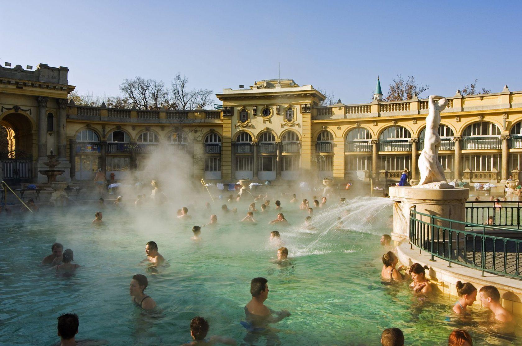 Лечебные туры в Венгрию