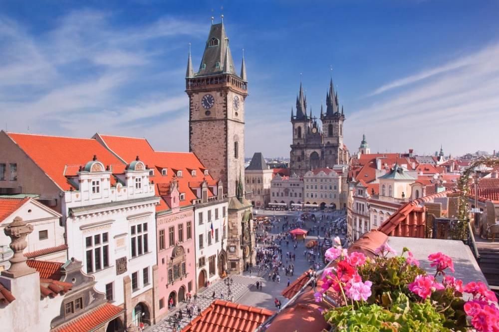 Тур в Чехию