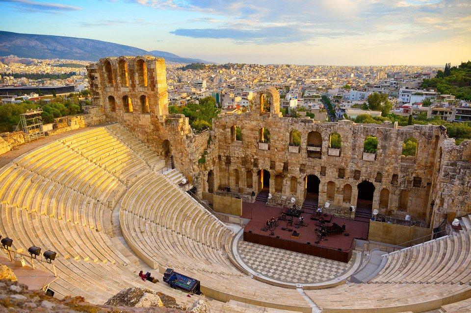Туры в Грецию из Казахстана