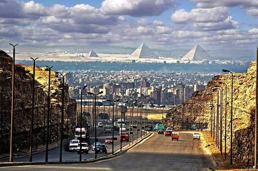 Каир из Астаны