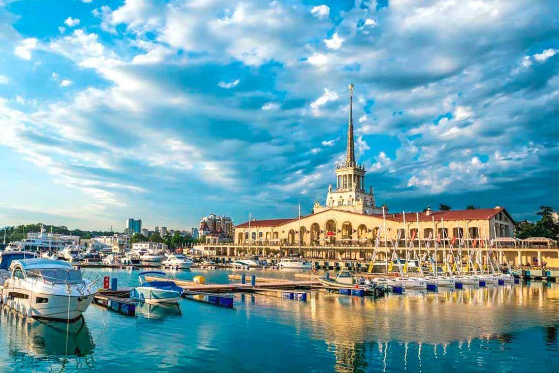 Туры в Россию из Казахстана