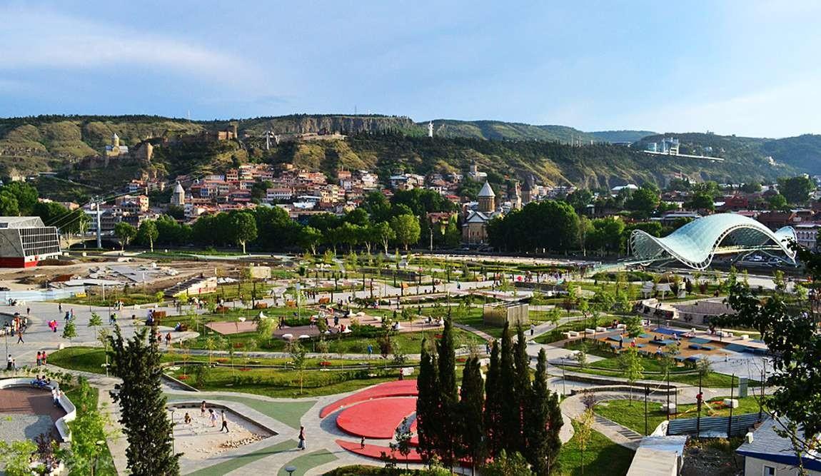 Путевка в Тбилиси из Алматы