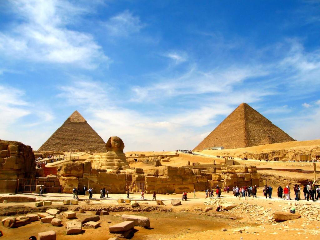 Горящие путевки в Египет из Алматы