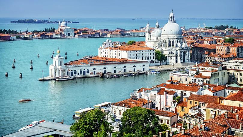 Венеция из Алматы