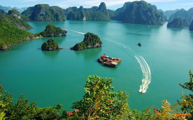 Тур во Вьетнам с вылетом из Алматы
