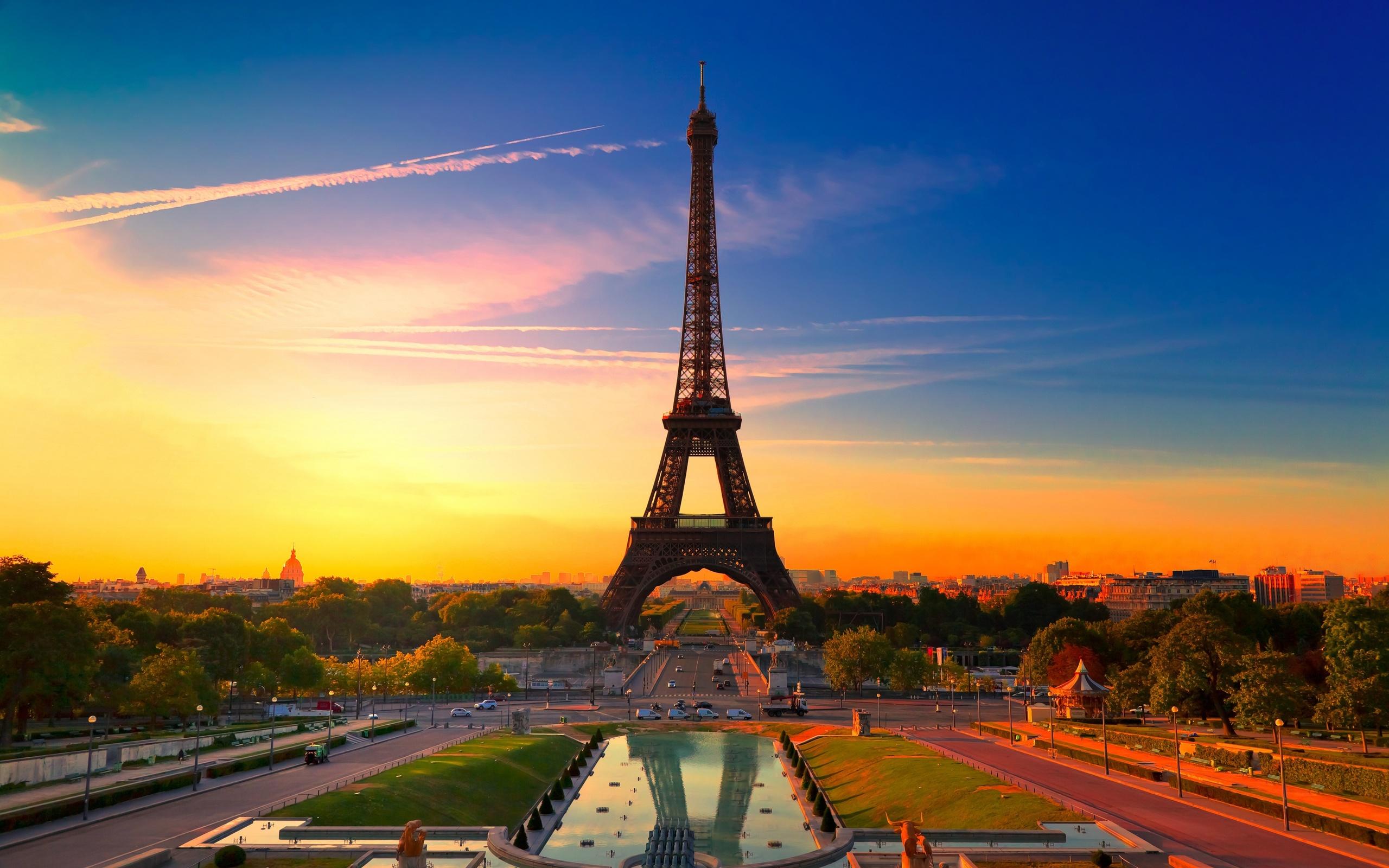 Тур поездка во Францию