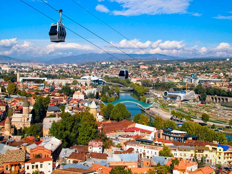 Отдых в Грузии из Алматы