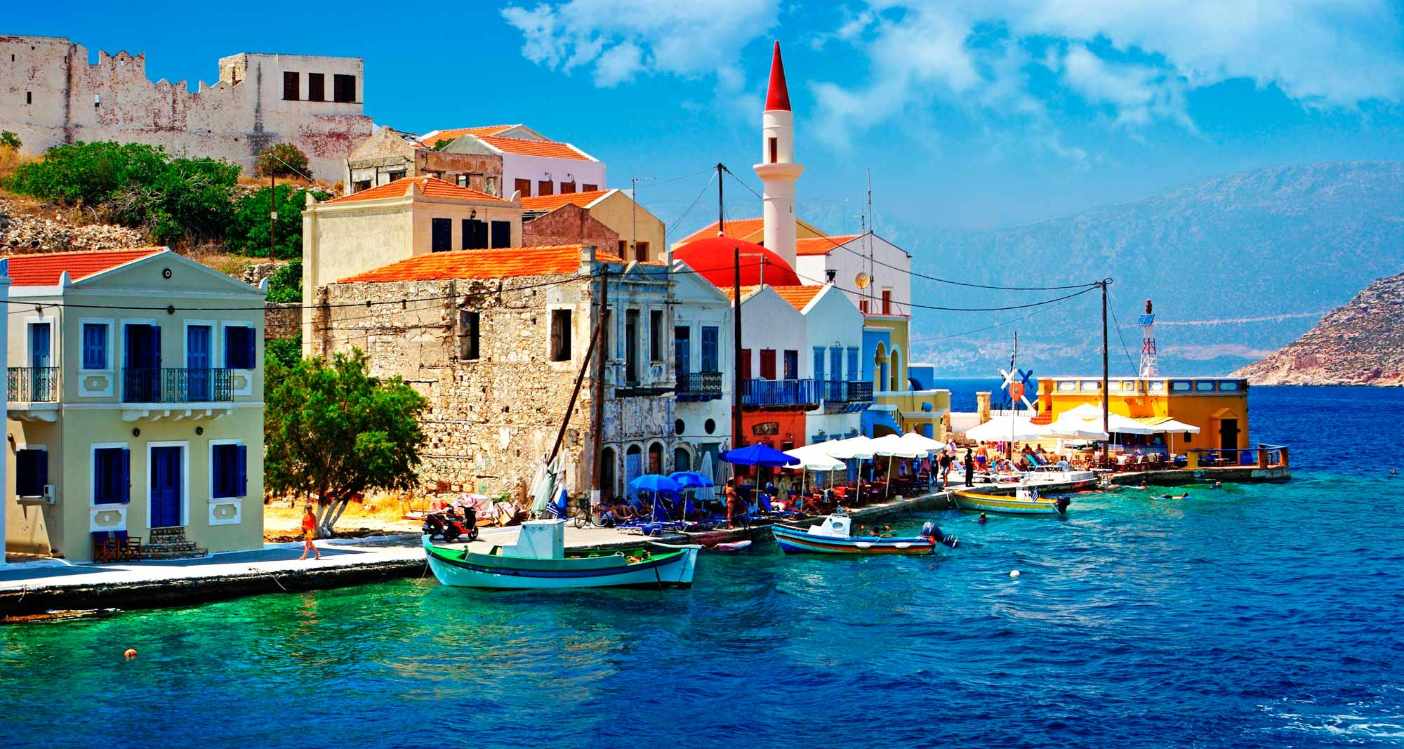 всегда отдых в греции фото берега