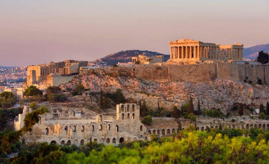 Афины из Астаны (Нур-Султана)