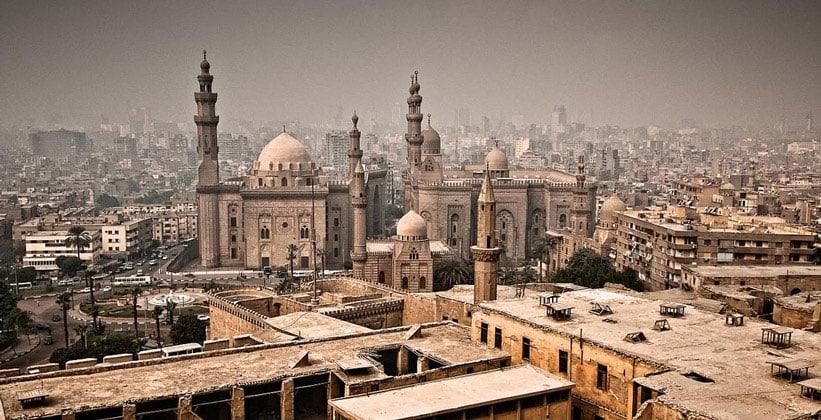 Цена на путевки в Каир из Алматы