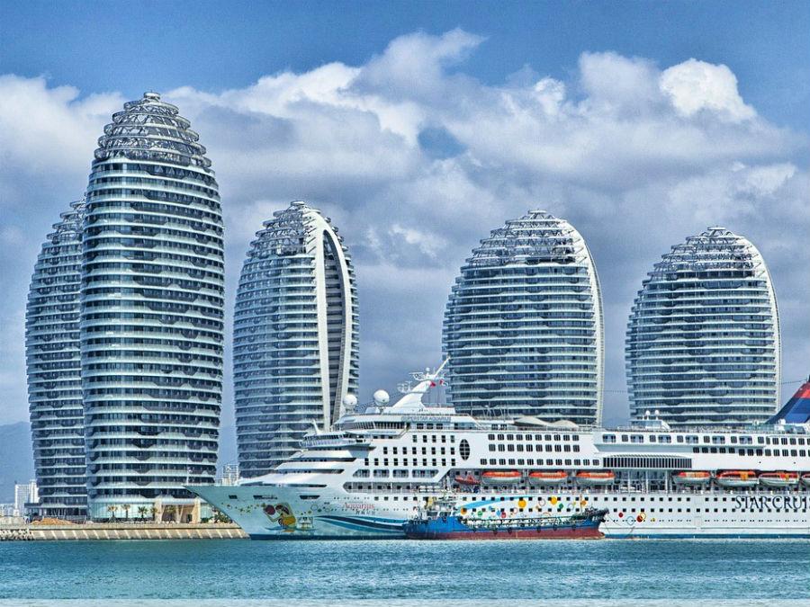 Поездка на остров Хайнань