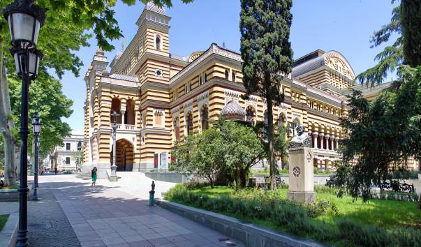 Тур в Тбилиси из Алматы