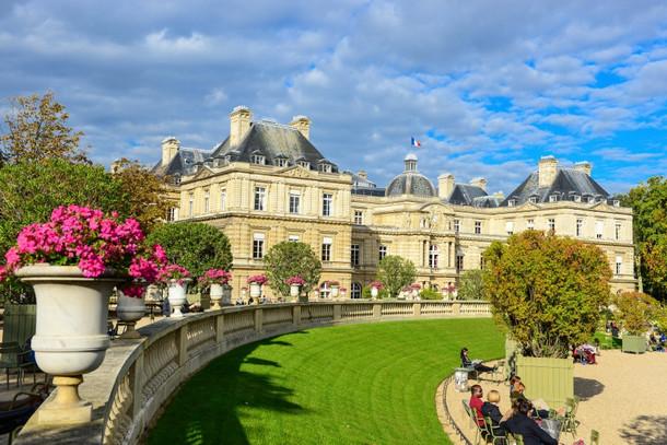 Париж из Астаны
