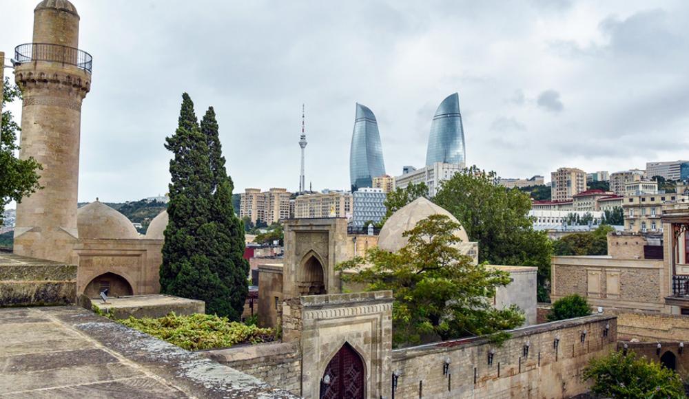 Туры в Баку из Алматы