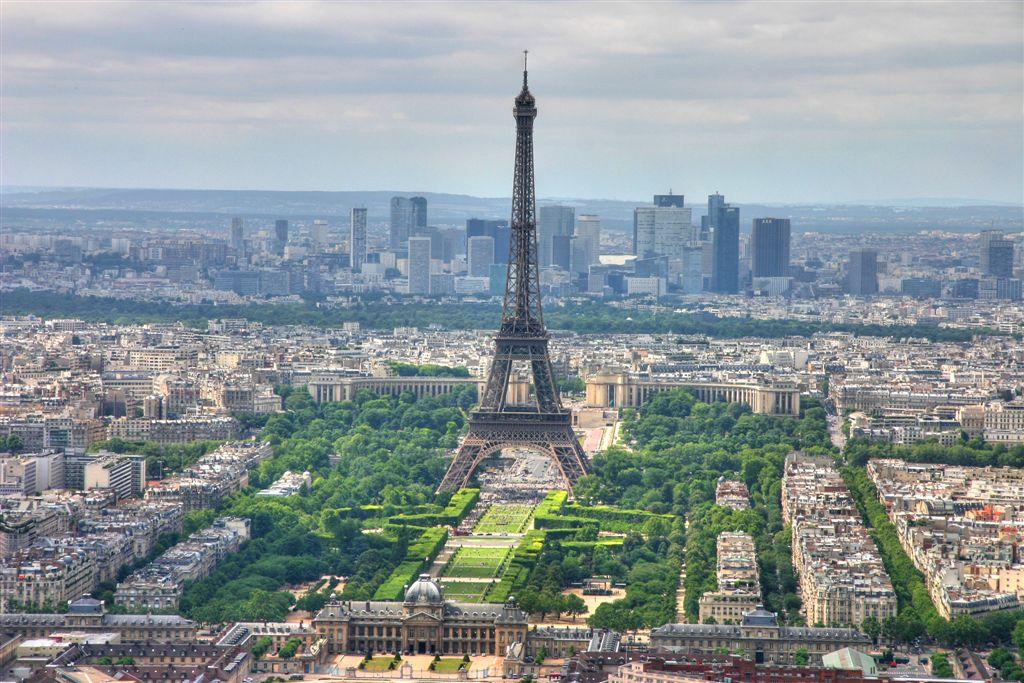 Туры в Париж из Астаны