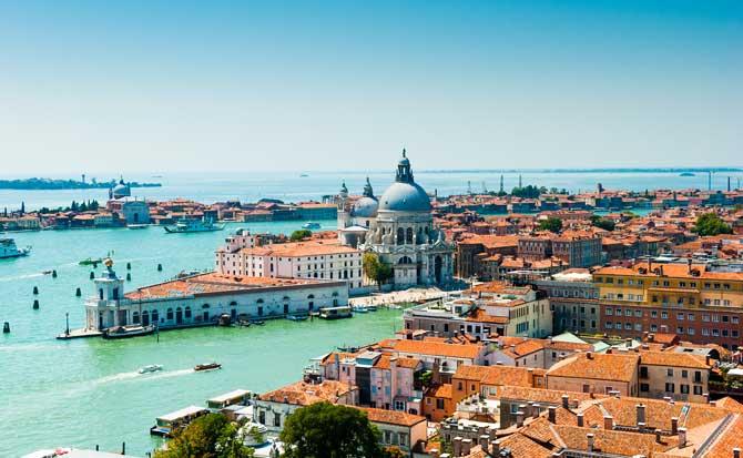 Горящие путевки в Венецию из Алматы