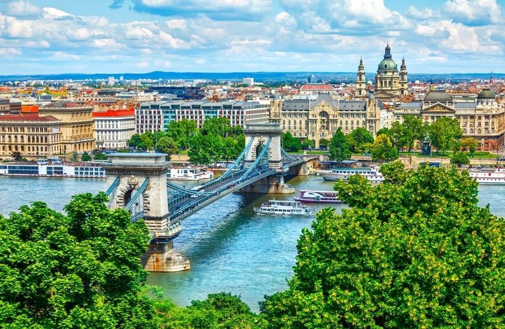 Горящие туры в Венгрию