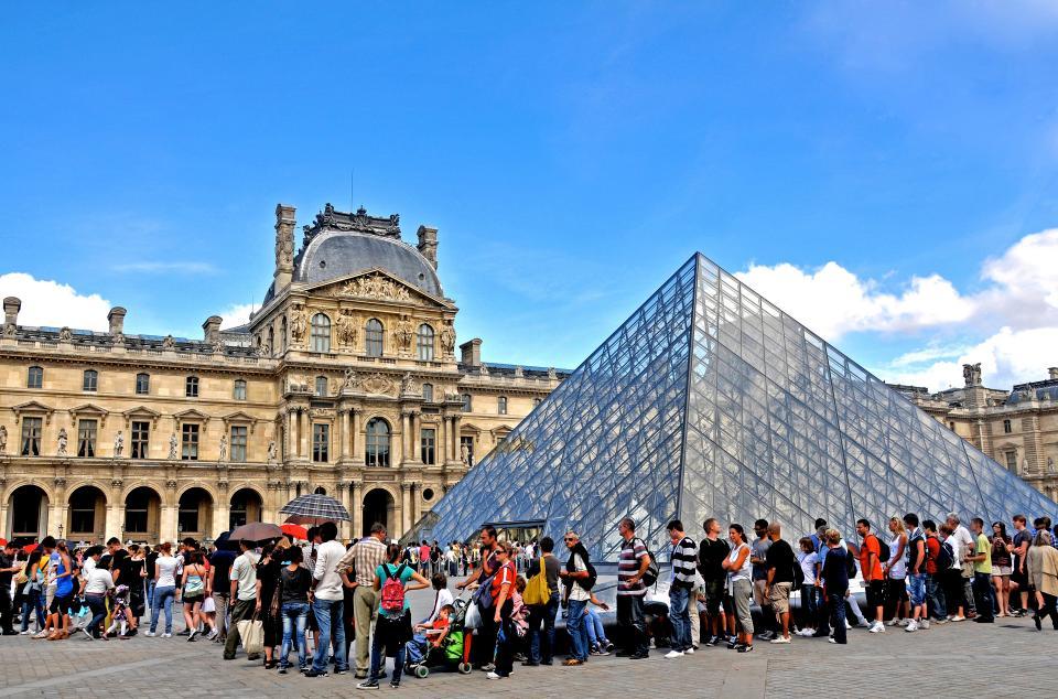 Путевки в Париж из Астаны (Нур-Султана)