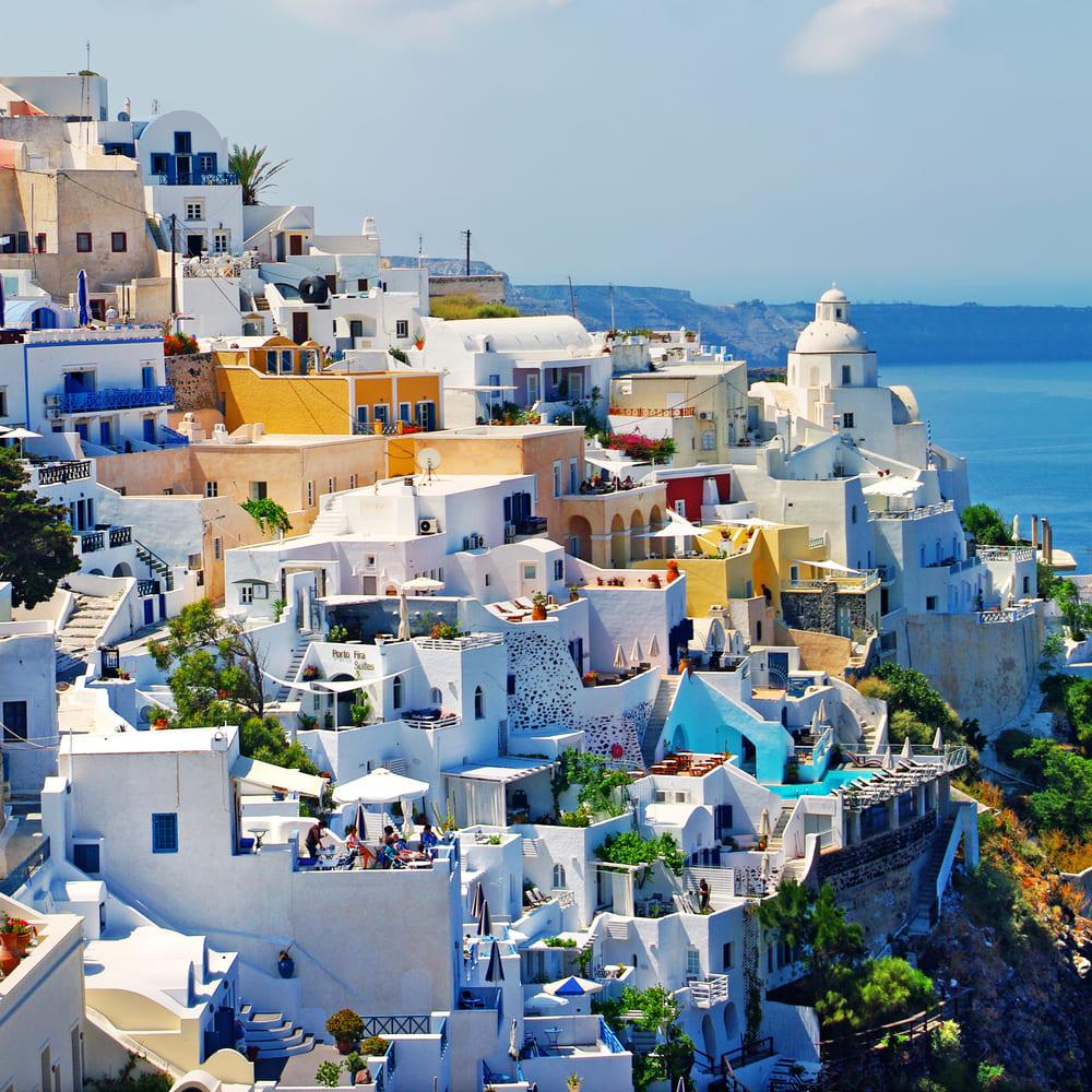 Горящие путевки в Грецию из Казахстана