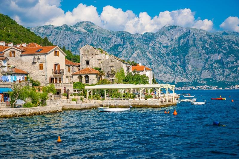 Цена туров в Черногорию из Алматы