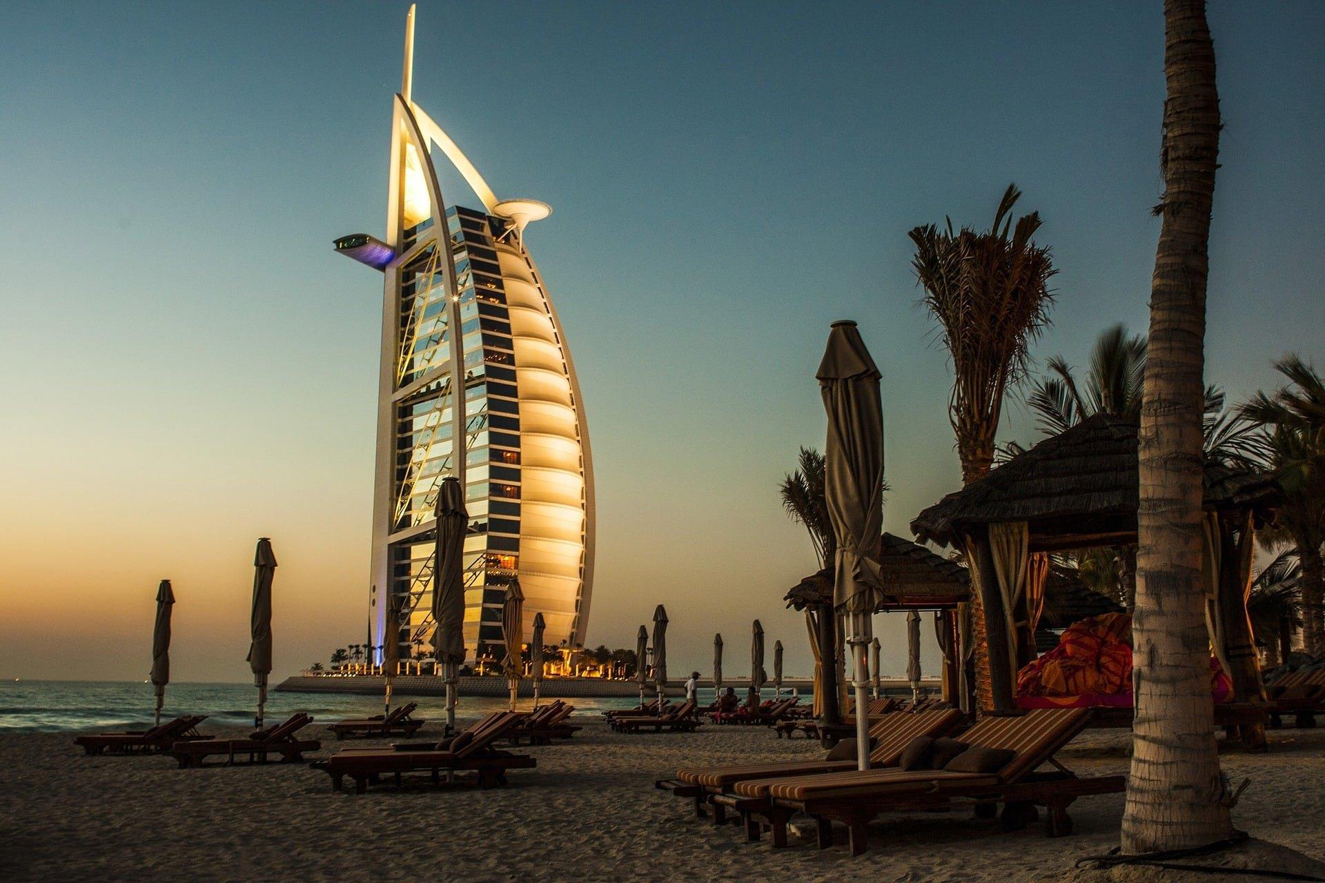 туры в Дубай из Астаны