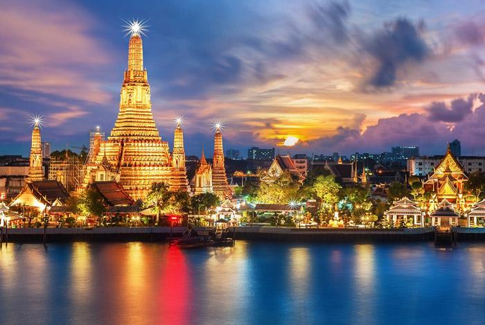 Горящие туры в Тайланд с вылетом из Алматы