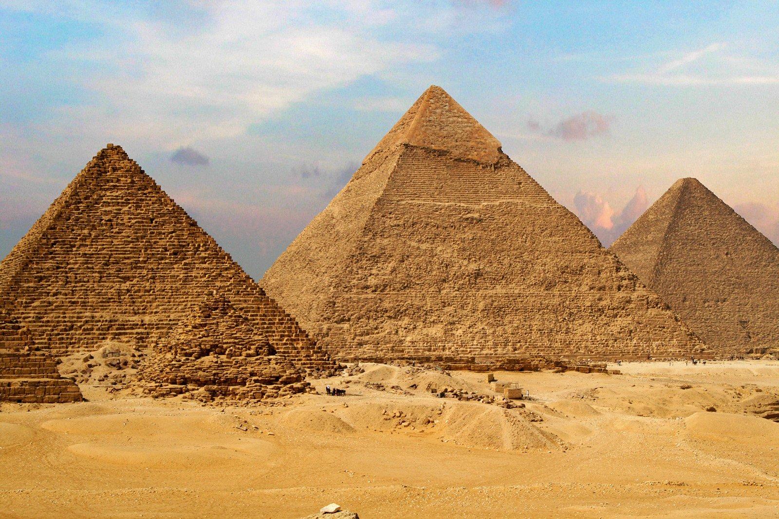 Горящие путевки в Каир из Астаны (Нур-Султана)