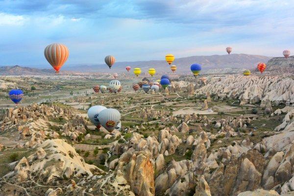 Отдых в Турции из Алматы