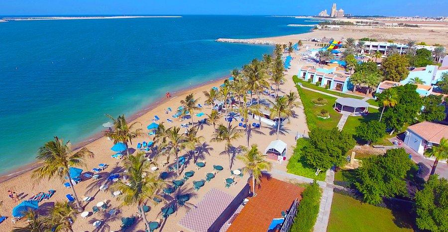 Пляжи Рас-Аль-Хаймы