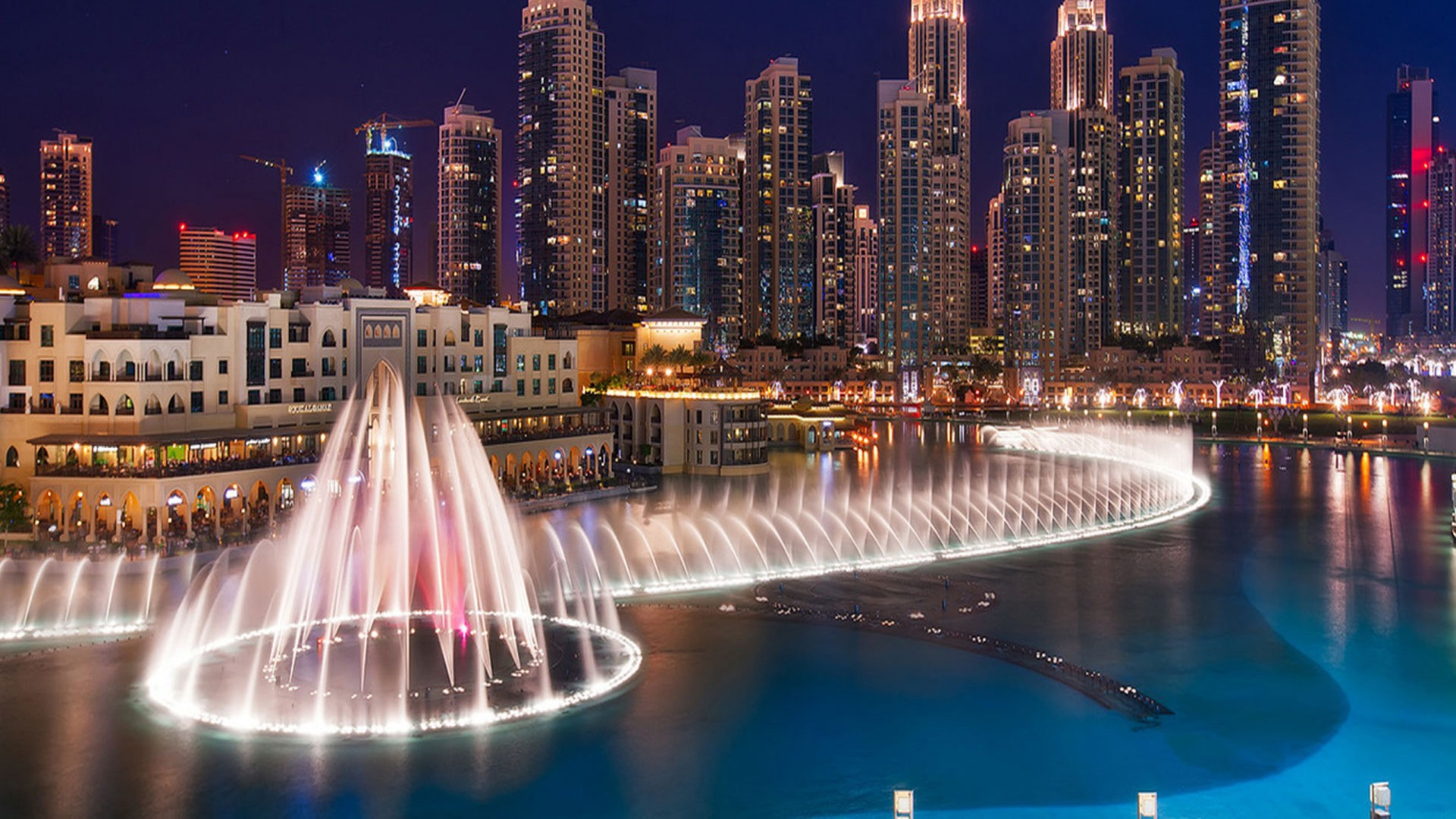 путевки в Дубай из Астаны (Нур-Султана)