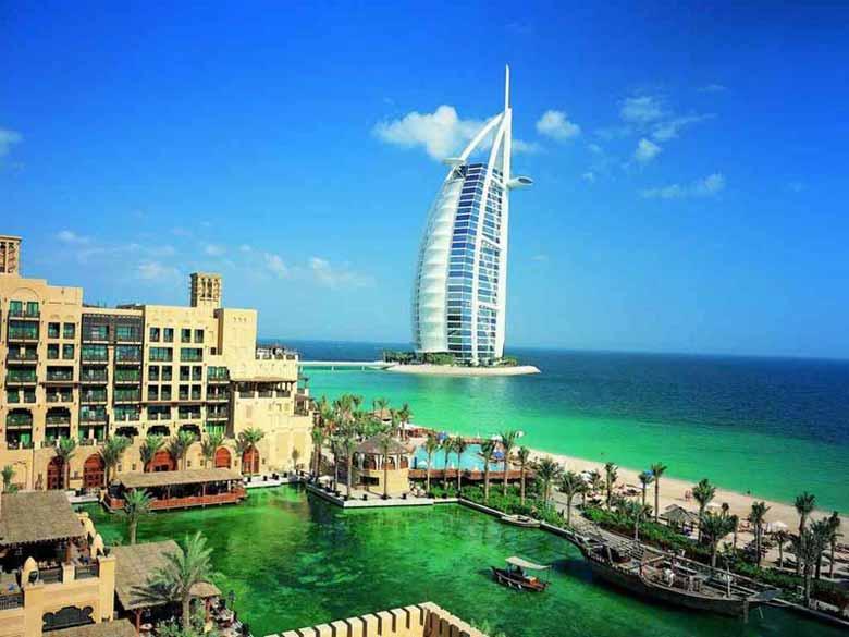 Цена на отдых в ОАЭ с вылетом из Алматы