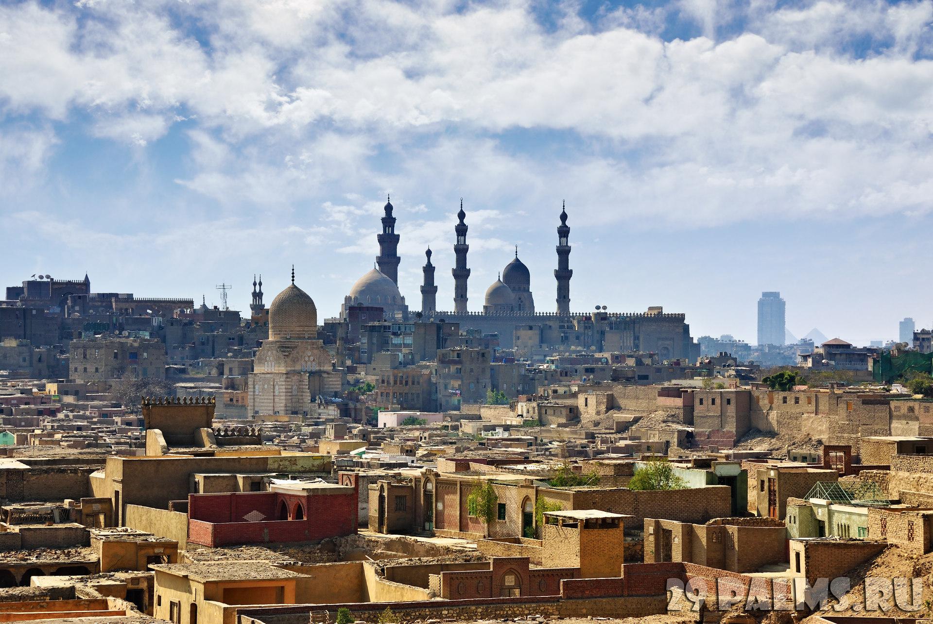 туры в Каир из Астаны
