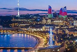 Баку из Алматы