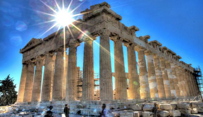 Тур в Афины из Алматы