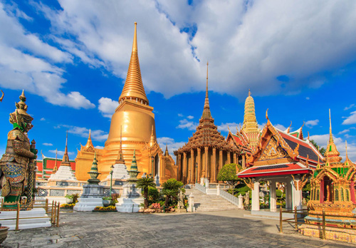 Горящие туры в Бангкок из Алматы