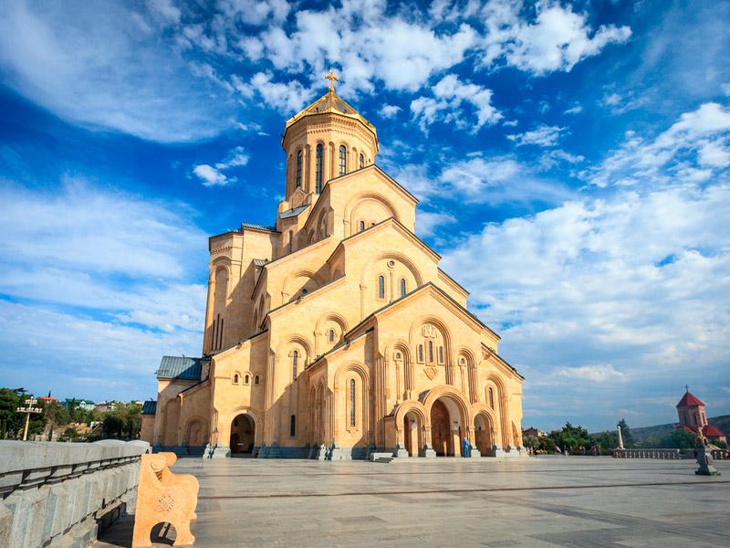 Цена на отдых в Тбилиси из Алматы