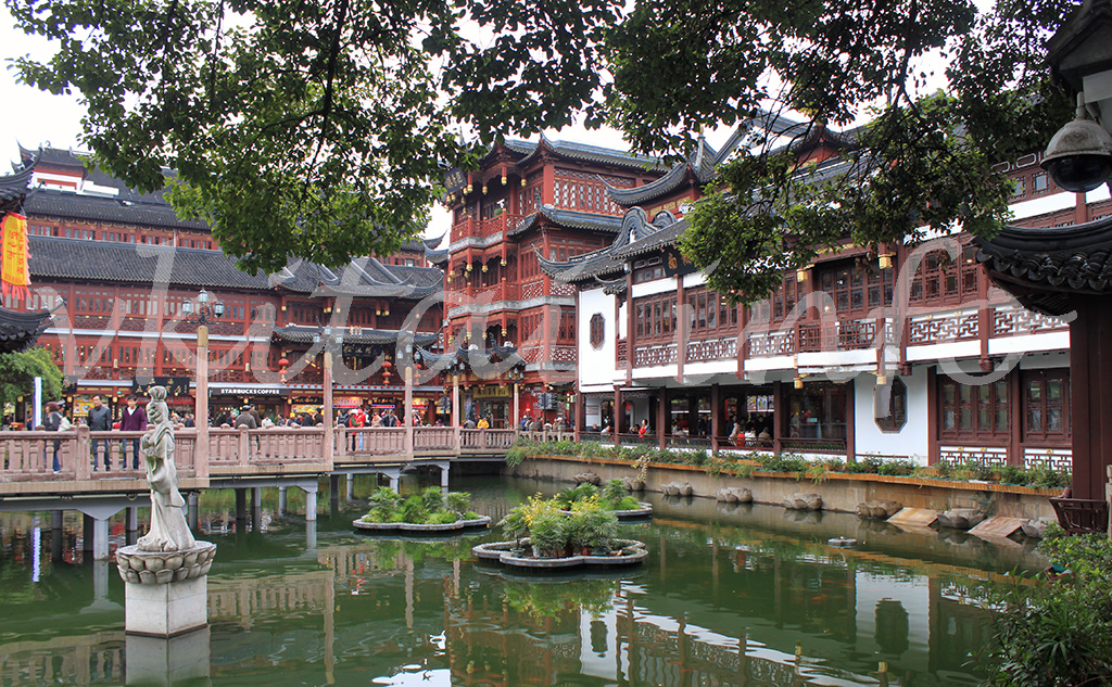 Горящие путевки в Шанхай из Астаны