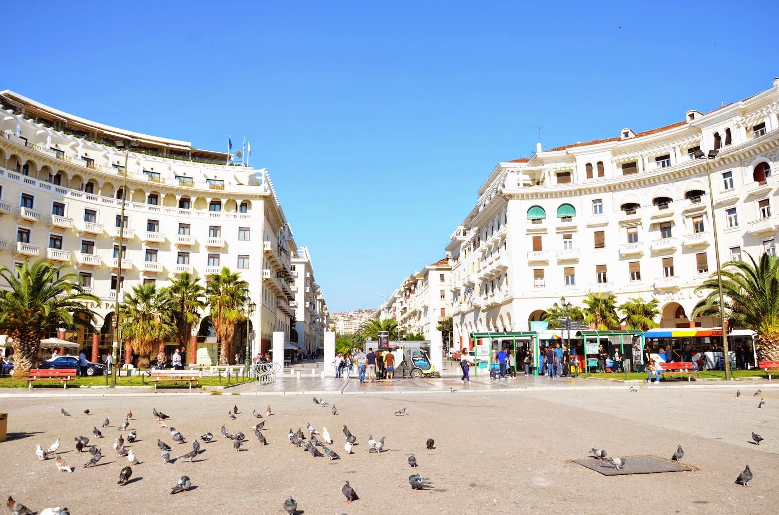 Цены на путевки в Салоники из Алматы