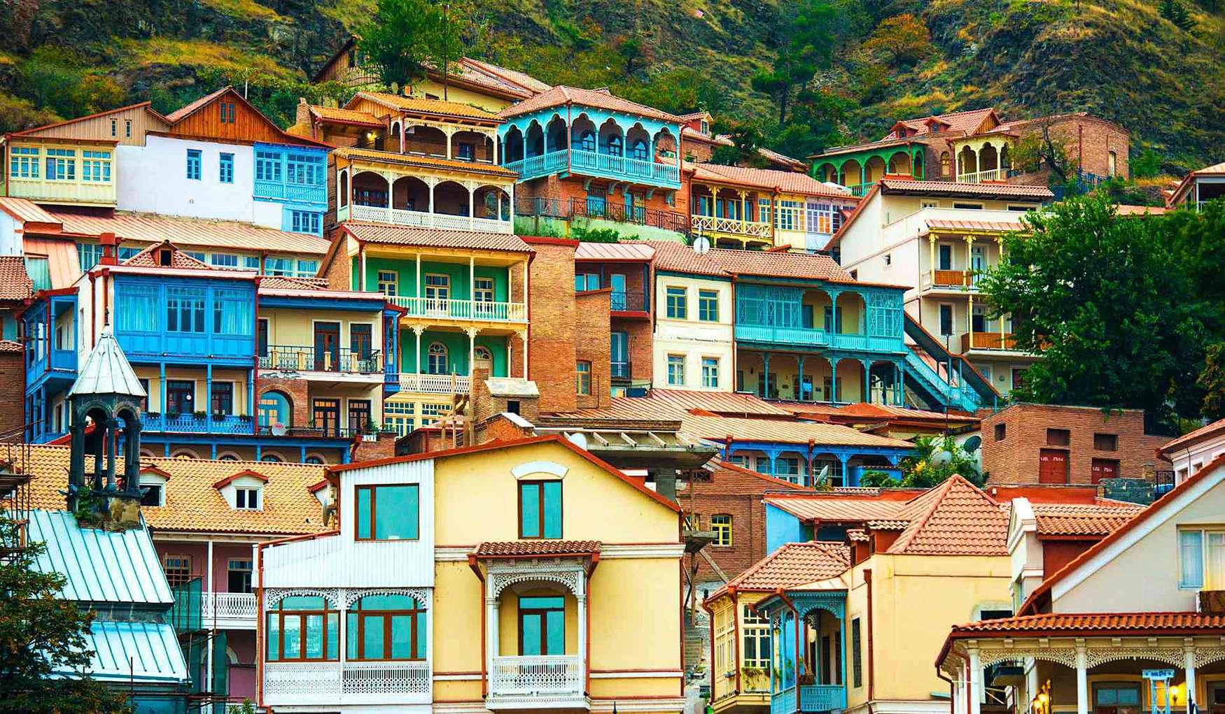 Горящие путевки в Тбилиси из Алматы
